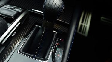 Lexus GS F - gear stick