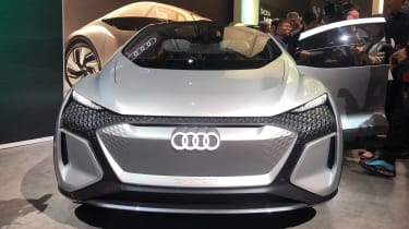 Audi AI:ME - Shanghai full front
