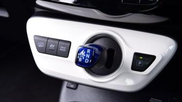 Toyota Prius - transmission