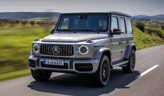 Mercedes-AMG G 63 - front