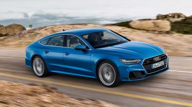 Audi A7 Sportback - front action