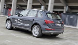 Audi Q5 fuel-cell hybrid