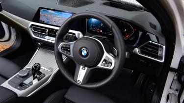 BMW 3 Series long termer - first report cabin