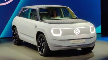 Volkswagen ID Life - Munich side/front