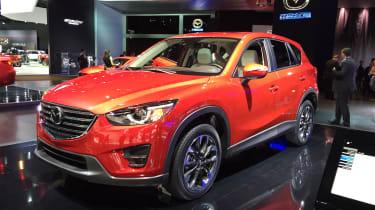Mazda CX-5 2015 facelift