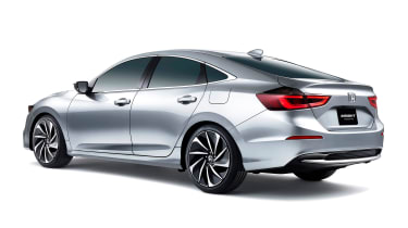 Honda Insight Prototype - rear studio