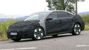 Hyundai Ioniq 6 - spyshot 3