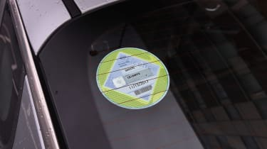 Uber driver - badge