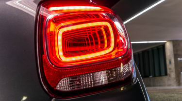 Citroen DS3 Cabrio light detail