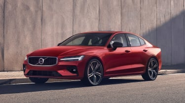 Volvo S60 - front static