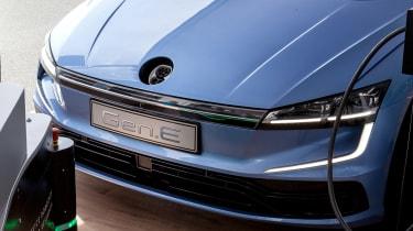 Volkswagen Gen.E front