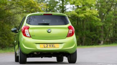 Vauxhall Viva 2015 - tailgate