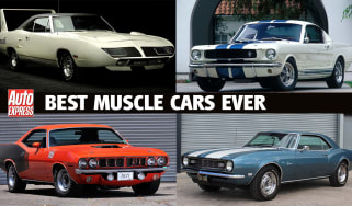 Best muscle cars ever