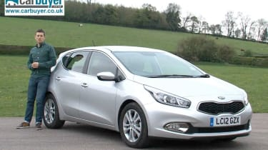 Kia Cee'd video review