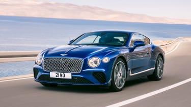Bentley Continental GT - front