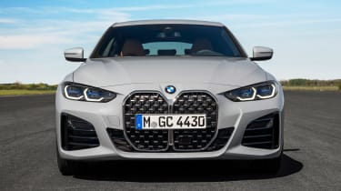 BMW 4 Series Gran Coupe - full front