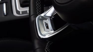 Volkswagen Arteon review - steering wheel