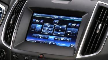Ford Galaxy AWD - sat-nav