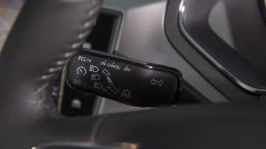 SEAT Ibiza FR 1.5 TSI Evo - indicator stalk