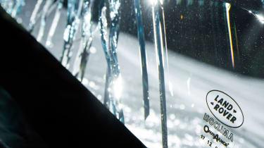 Range Rover Sentinel glass