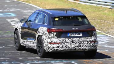 Audi e-tron S - spyshot 7