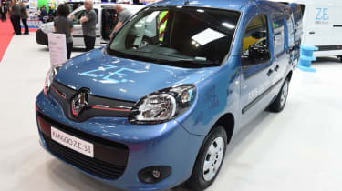Renault Kangoo EV