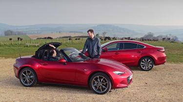 Mazda 6 long termer - final report