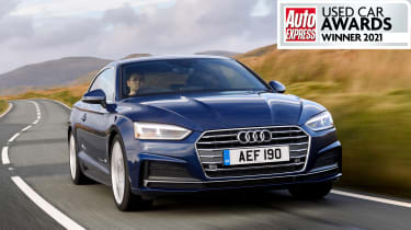 Best used coupe 2021Audi A5