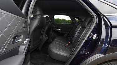 DS 7 Crossback - rear seats