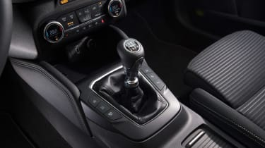 Ford Focus - transmission