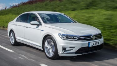 Volkswagen Passat GTE - best low emissions green cars