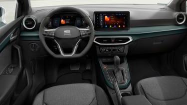 SEAT Arona facelift - dash