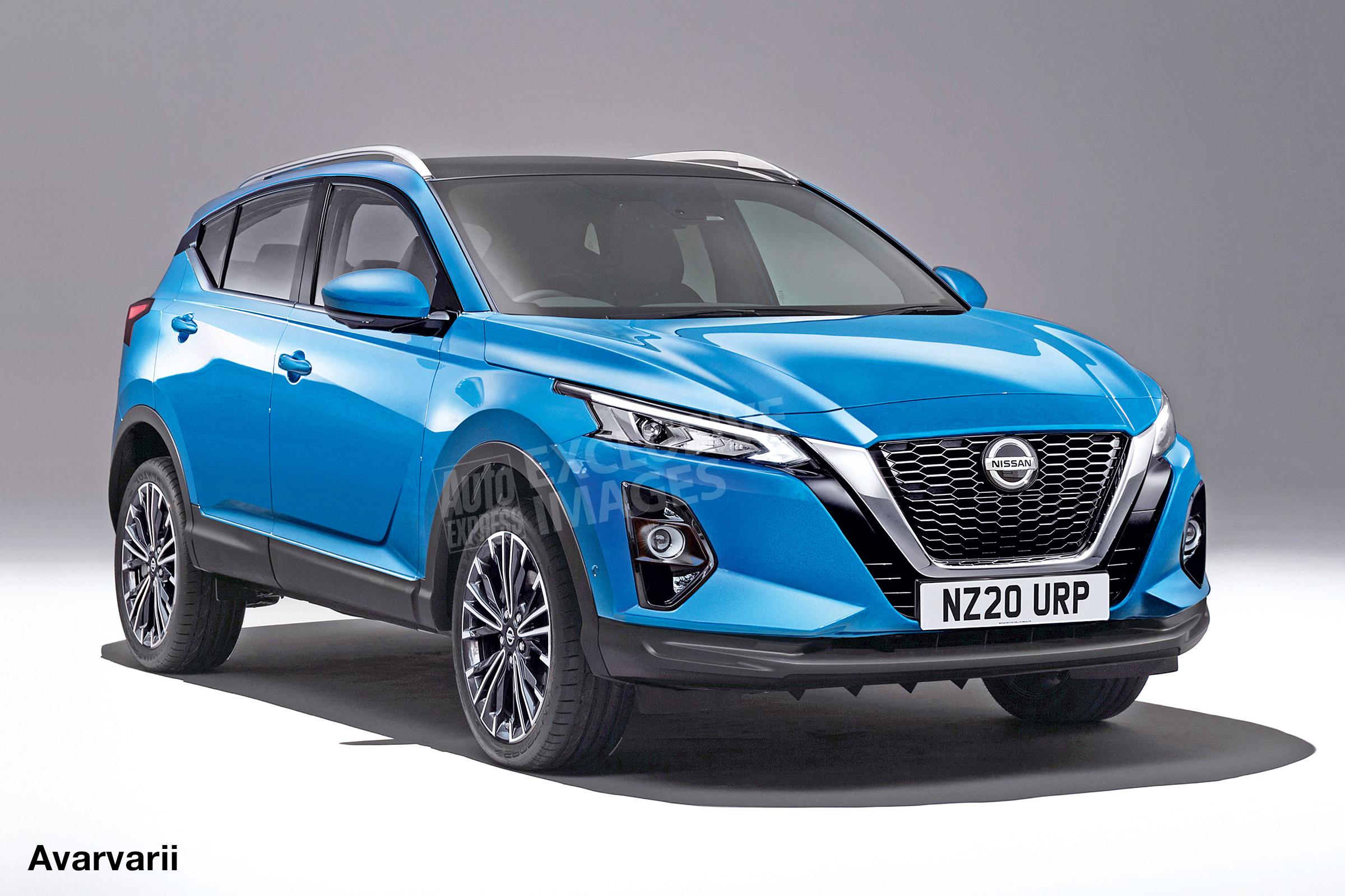 new 2020 nissan qashqai set to go hybrid
