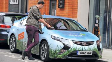 Zipcar hire scheme