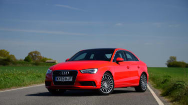 The 1.4 TFSI CoD is our pick of the engine range with clever techology shutting down two cylinders under low loads.