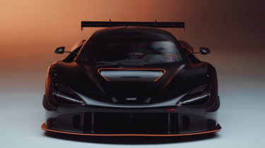McLaren 720S GT3X - front