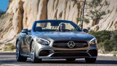 Mercedes-AMG SL 65 - front