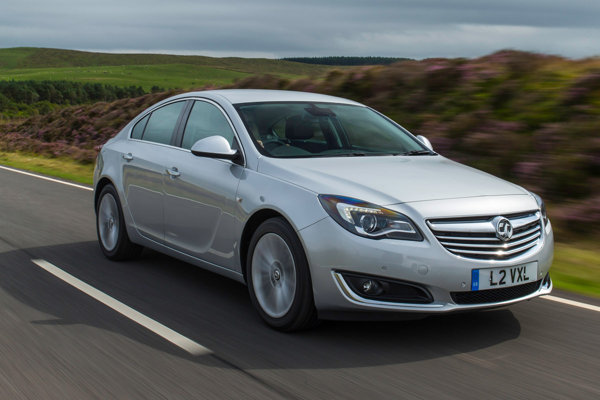 Vauxhall Insignia Facelift Review Auto Express