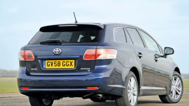Latest Avensis looks most attractive in estate guise