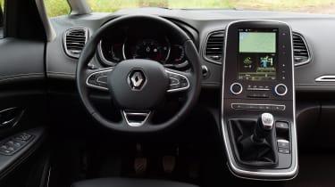 Renault Scenic 2016 - interior