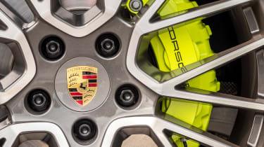 Porsche Cayenne E-Hybrid - brake caliper