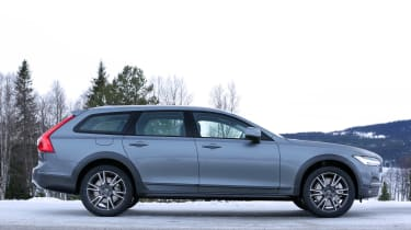 Volvo V90 Cross Country - side static