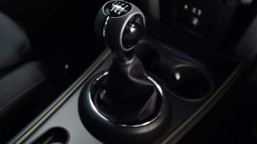 MINI Countryman - transmission