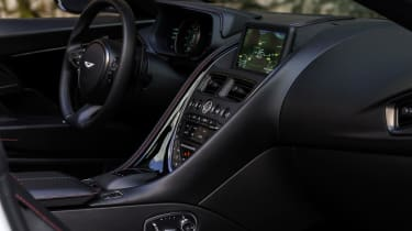 Aston Martin DB11 Volante - interior
