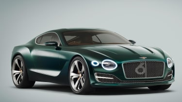 With the current SUV arms race in full swing, it was good to see Bentley counter the controversy of its Bentayga SUV with this stunning two-seater coupe concept.