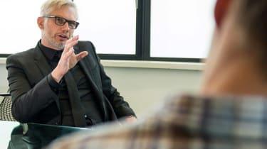 Matthew Weaver talks to Martin Saarinen