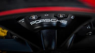 Porsche 911 GT3 - detail