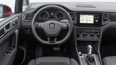 Volkswagen Golf SV 2018 interior
