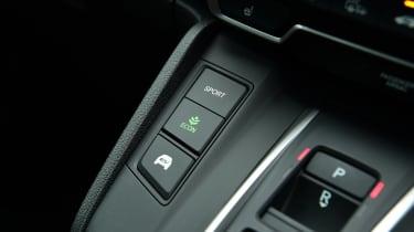Honda CR-V - drive mode