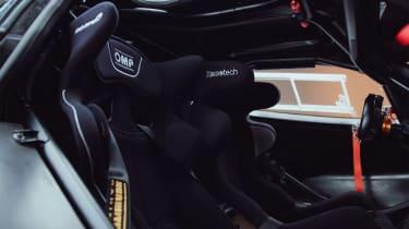 McLaren 720S GT3X - interior